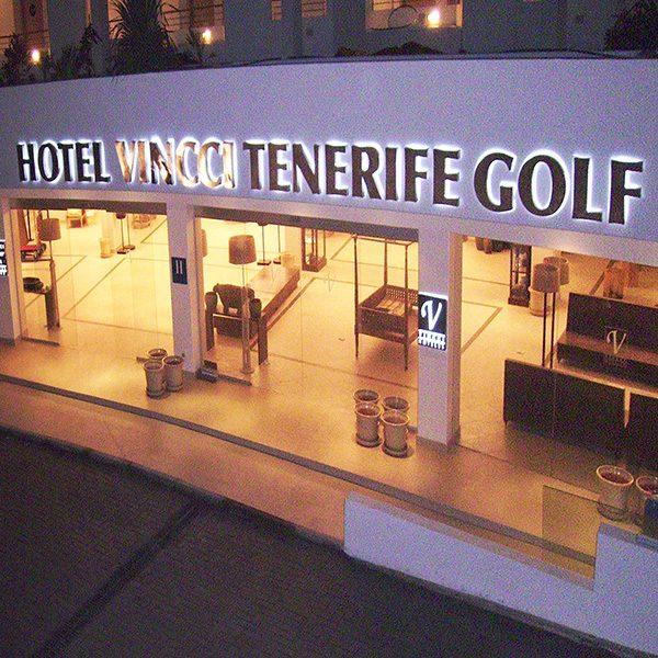 Hotel Da Vinci Tenerife Golf